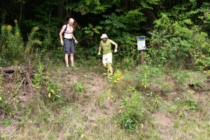 Descending Stuart & Mongold